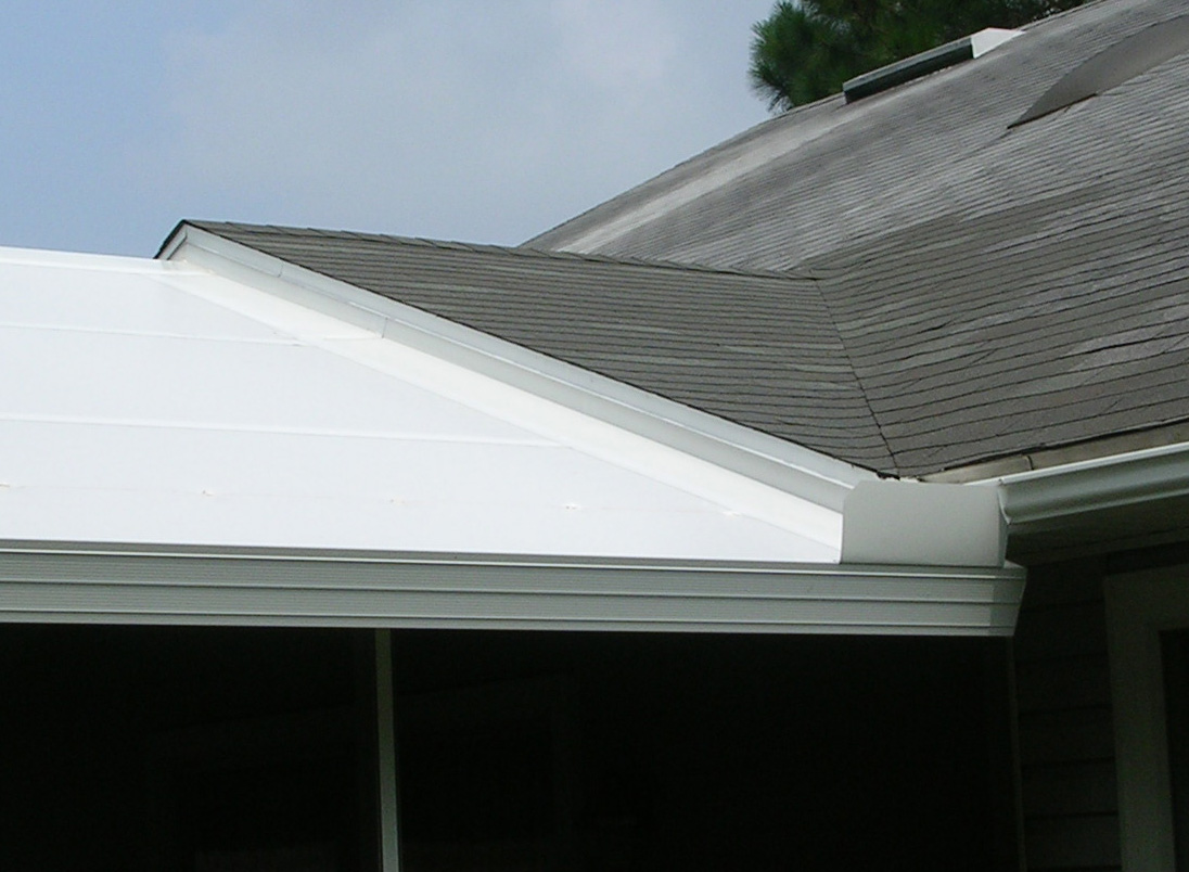 Screen Amp Florida Room Roof Options Martin Home Exteriors