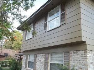 Orange Park Remove Masonite Siding Install Khaki Brown