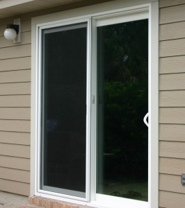 Pgt Vinyl Sliding Glass Door Martin Home Exteriors