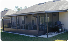 Jacksonville Screen Rooms Sunroom Installations Sunroom Contractor Martin Home Exteriors