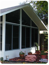 Jacksonville Screen Rooms Sunroom Installations Sunroom