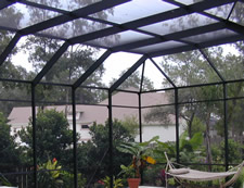 Jacksonville Screen Roofing Options Sunroom Contractor In